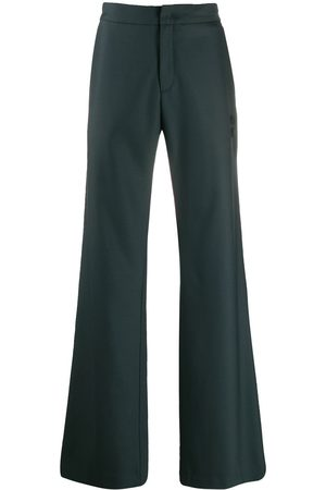OFF-WHITE Skræddersyede bukser med brede ben