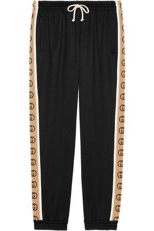 Gucci Mænd Joggingbukser - Pantalone da jogging ampio in jersey tecnico