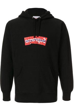Supreme Hættetrøje med logo
