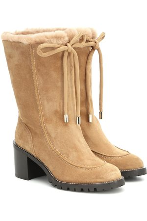 Jimmy choo Buffy 65 suede ankle boots