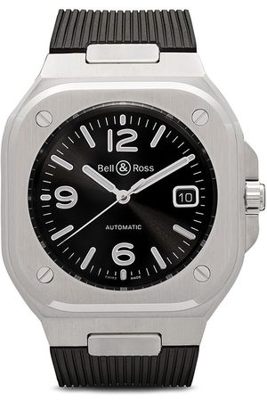 Bell & Ross Ure - BR 05 Black Steel 40mm