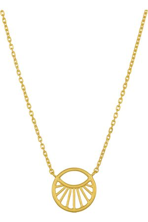 Pernille Corydon Small Daylight Necklace Accessories Jewellery Necklaces Dainty Necklaces