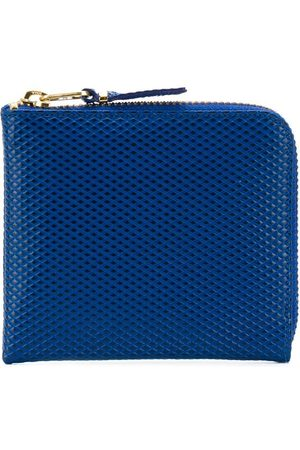 Comme Des Garçons Wallet Luxury pung med lynlås