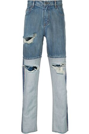 MOSTLY HEARD RARELY SEEN Helter Skelter-jeans med lige ben