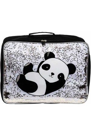 A Little Lovely Company Kufferter - Kuffert - Glitter - Panda