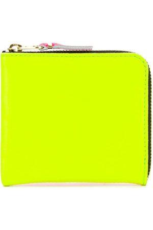 Comme des Garçons Punge - Super Fluo zip-around wallet