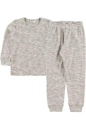 Joha Pyjamas - Nattøj - Gråmeleret