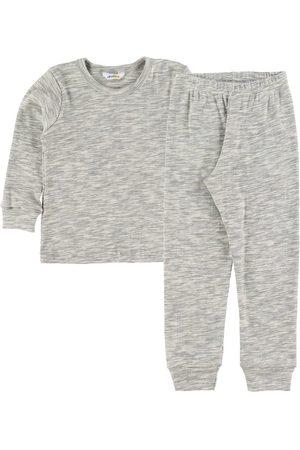 Joha Pyjamas - Nattøj - Blåmeleret