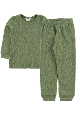 Joha Pyjamas - Nattøj - Grønmeleret
