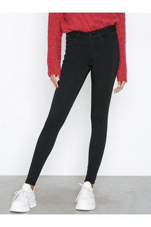 Noisy May Kvinder Skinny - Nmlucy Nw Power Shape Jeans BA076 N Skinny fit