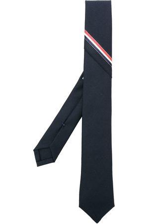 Thom Browne Mænd Butterflies - RWB selvedge super 120s twill necktie
