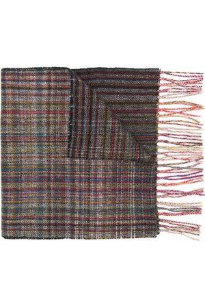 Paul Smith Klassisk tørklæde med frynser