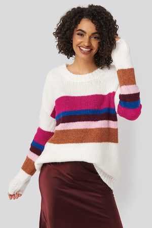 Trendyol Color Blocked Knitted Sweater