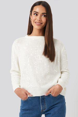 Trendyol Sequin Sweater