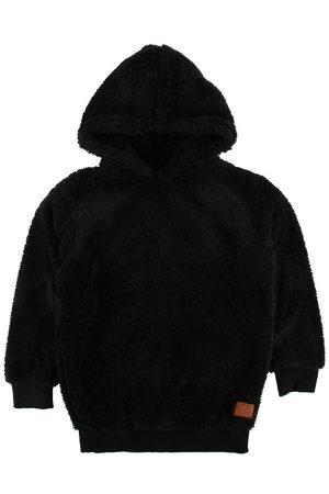 Hound Hættetrøje - Plys - Black