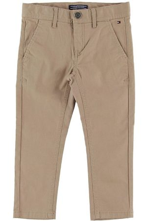 Tommy Hilfiger Bukser - Slim Chino - Batique Khaki