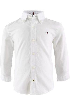 Tommy Hilfiger Langærmede - Skjorte - Stretch Oxford