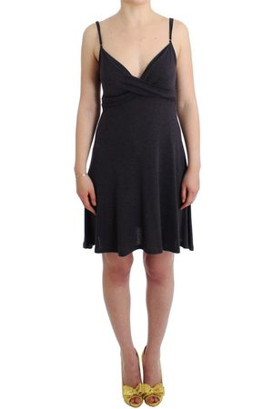 Costume National Knitted A-line dress
