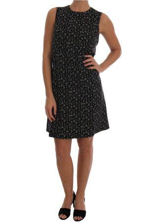 Dolce & Gabbana Wool Above Knee Dress