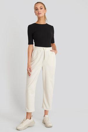 NA-KD Basic Slip Pants