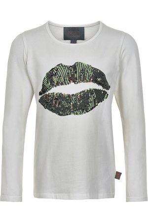 Creamie T-shirt Lips Sequins