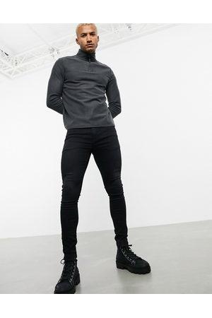 ASOS Stramme jeans med meget stræk i vask fra