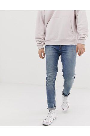 ASOS Medium forvaskede skinny jeans fra