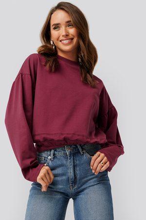 NA-KD Contour Seam Deatil Sweater