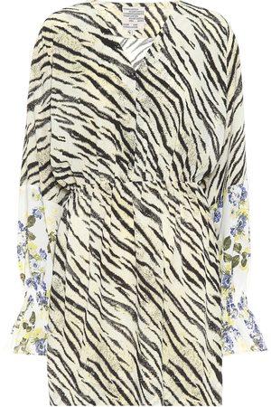 Baum und Pferdgarten Exclusive to Mytheresa – Ariana tiger-print minidress