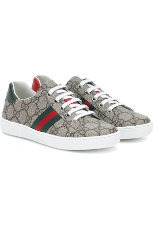 Gucci Ace GG Supreme canvas sneakers