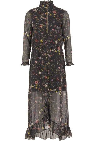 Coster Copenhagen Long dress in Botanical print
