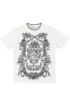 Dolce & Gabbana T-shirt - m. Mønster