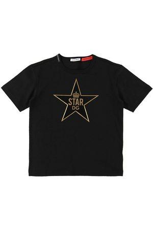 Dolce & Gabbana T-shirt - m. Stjerne