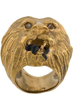 Goossens Ringe - X Harumi Klossowska de Rola løve- og slange-broche