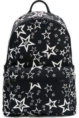 Dolce & Gabbana Rygsæk med stjernetryk