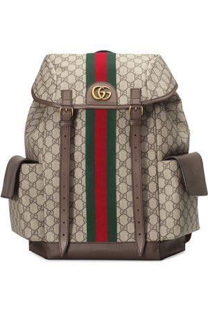 Gucci Rygsæk med monogram-mønster