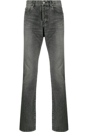 Saint Laurent Faded effect jeans