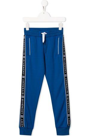 Givenchy Kids Drenge Joggingbukser - Joggingbukser med snoretræk og logo
