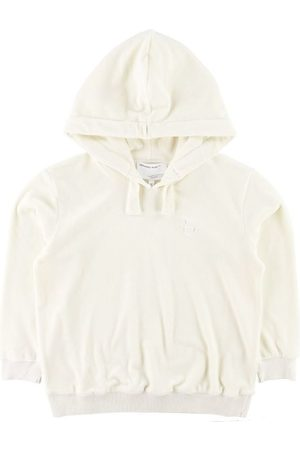 Designers Remix Hoodies - Hættetrøje - Frances - Cream