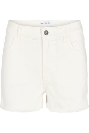 Designers Remix Shorts - Bellis Destroyed - Cream