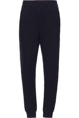Prada Mænd Joggingbukser - Wool and cashmere jogging pants