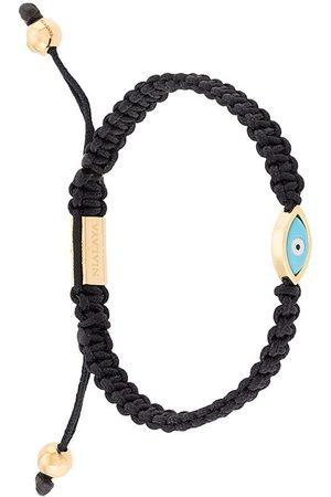 Nialaya Evil Eye string armbånd