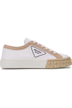 Prada Low-top Gabardine sneakers