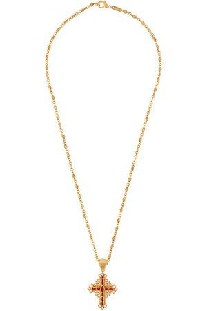 Dolce & Gabbana Halskæde med udsmykket kors