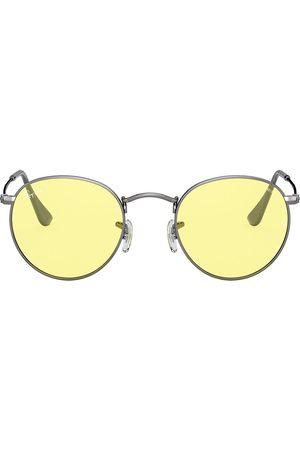 Ray-Ban Round Metal tinted sunglasses
