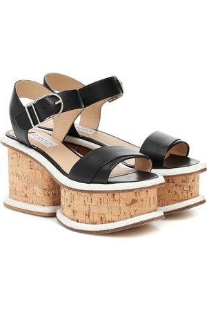 GABRIELA HEARST Harrigan leather platform sandals