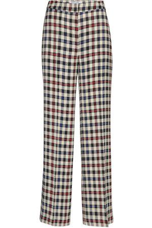 Designers Remix Frigg Pants Vide Bukser Multi/mønstret