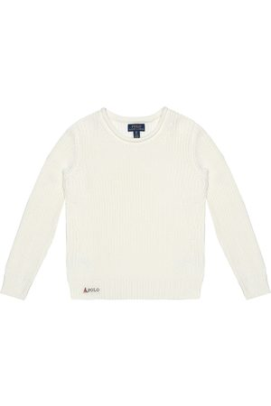 Ralph Lauren Piger Trøjer - Ribbed cotton sweater