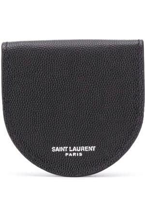 Saint Laurent Mænd Punge - Møntpung med logo