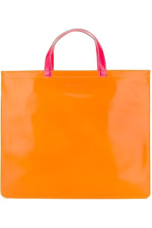 Comme des Garçons Shoppers & Stofposer - Fluorescent tote bag